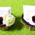 【ペアカップケーキ】ローズの双子