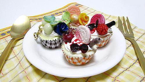 カップケーキ詰め合わせ